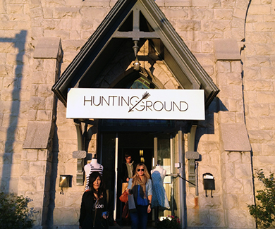Hunting Ground Best Vintage