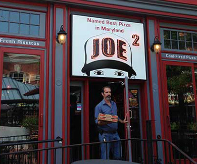 Joe Squared Best Pizza