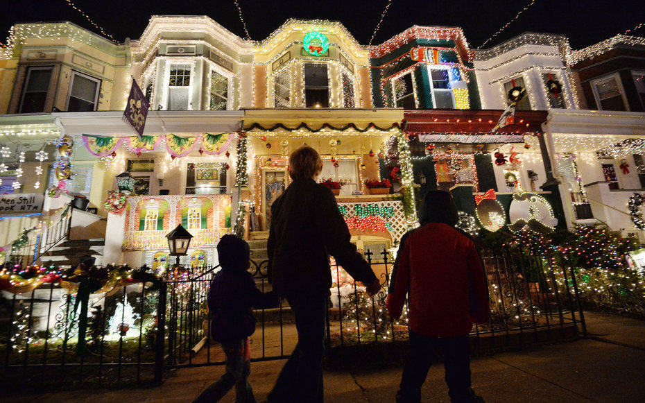 The Charm City Holiday Season | Baltimore Collegetown Network