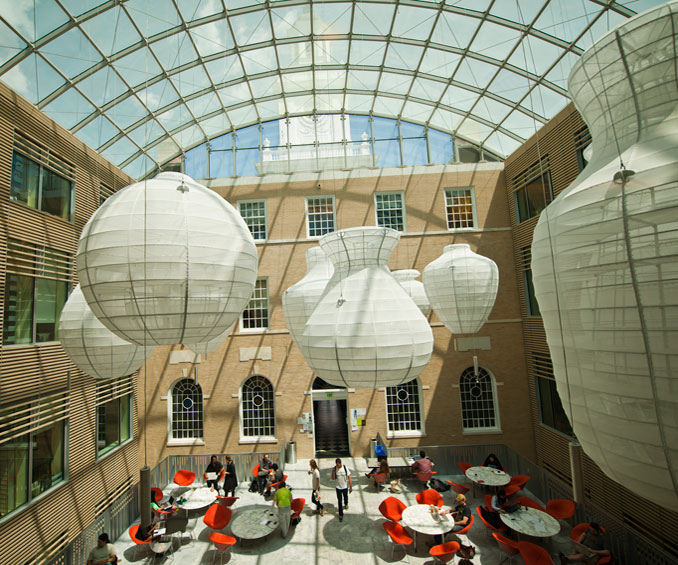 Johns Hopkins University Atrium