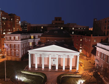 Visit University of Maryland, Baltimore
