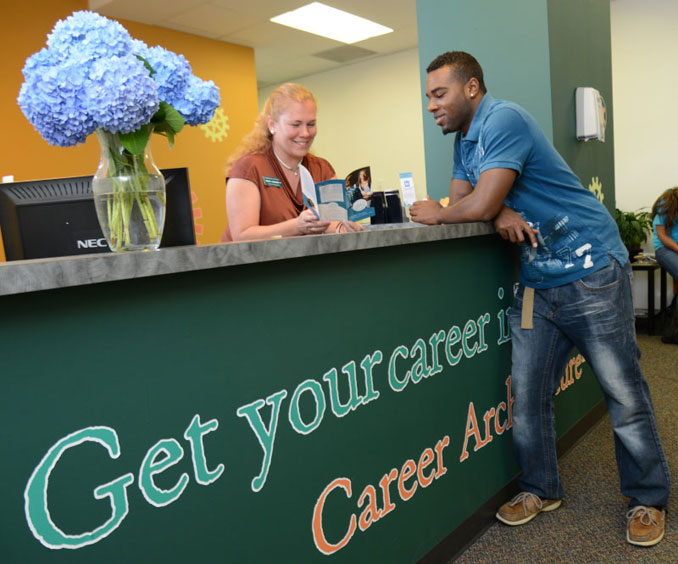 Stevenson University Career Services