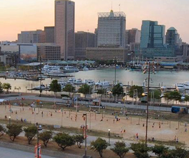 Baltimore Beach Volleyball Best Recreational Sport