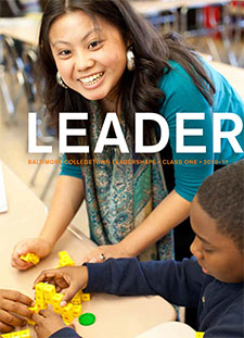 Collegetown LeaderShape Class 1 Yearbook