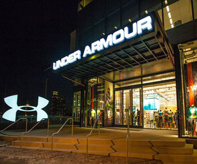 Under Armour Brand House