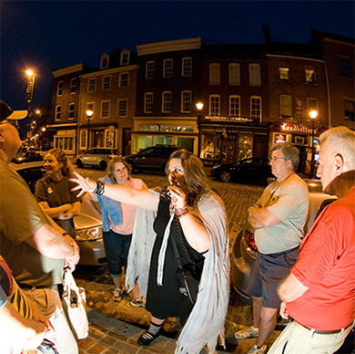 Fells Point Ghost Tour