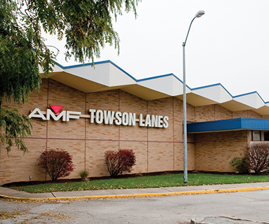 AMF Towson Lanes Best Bowling