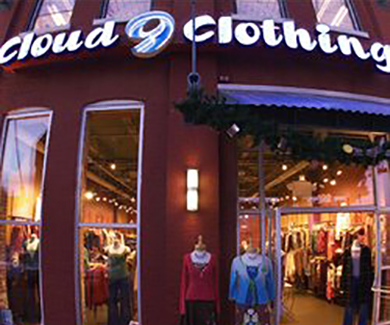 Cloud 9 Clothing Best of Baltimore