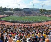 Game Day at Unitas Stadium