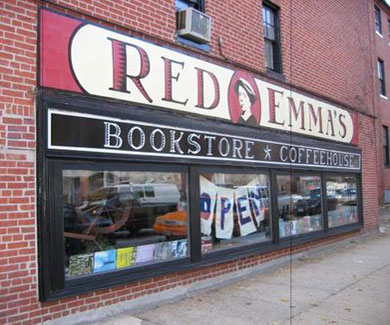 Red Emma's Bookstore