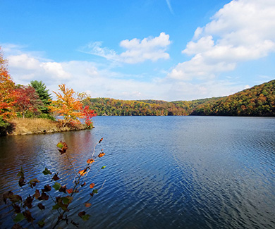 Loch Raven Reservoir Best Biking