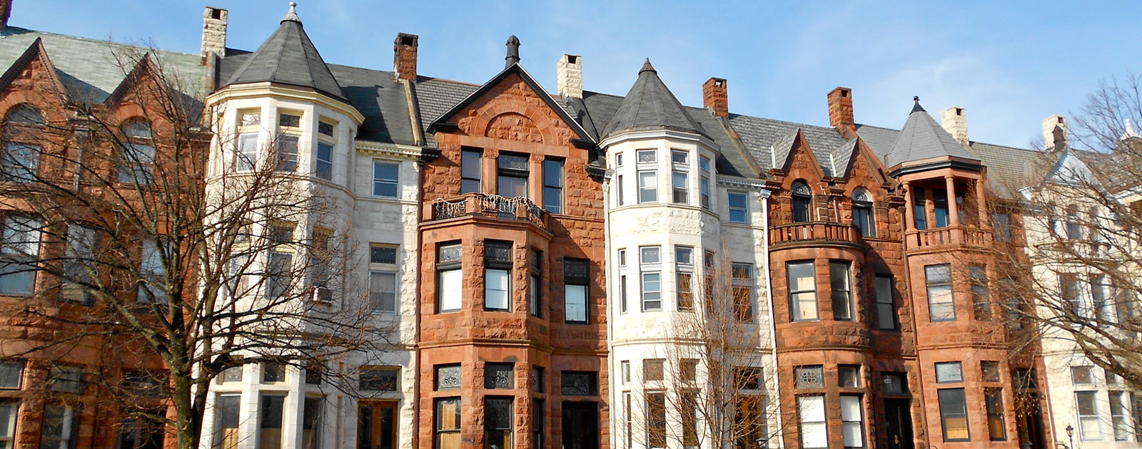 West Baltimore Row Homes